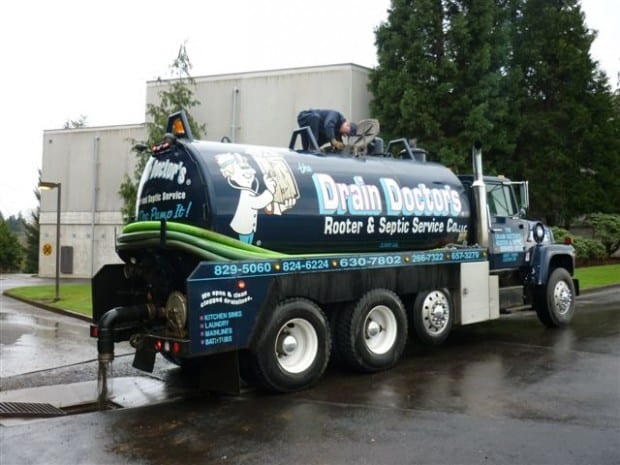 Septic Tank Emptying and Rooter Services
